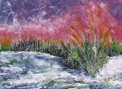 Fripp Island I Art Print by Pamela Iris Harden