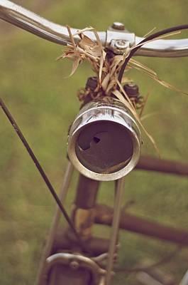 Photograph - From A Farmer's Bike by Valerie Rosen
