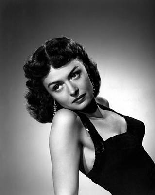 1953 Movies Photograph - From Here To Eternity, Donna Reed, 1953 by Everett