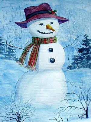 Frosty Original by Joey Nash