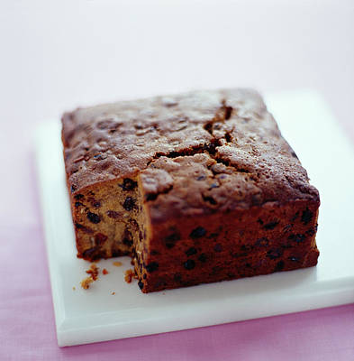 Photograph - Fruit Cake by David Munns
