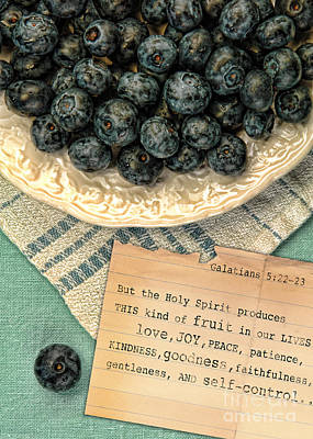 Photograph - Fruit Of The Spirit 2 by Jill Battaglia