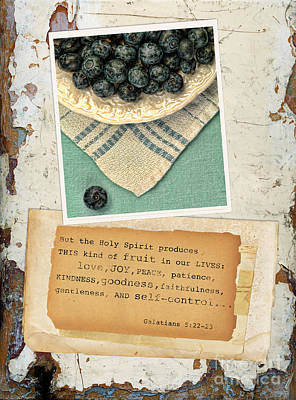 Photograph - Fruit Of The Spirit by Jill Battaglia