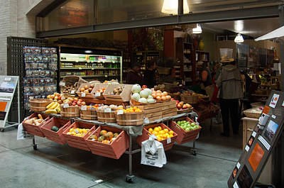 Photograph - Fruit Stand by Gary Rose