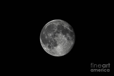 Photograph - Full Moon by Yhun Suarez