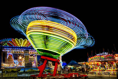 Photograph - Fun At The Fair by Susan Candelario