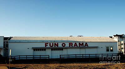 Photograph - Fun O Rama by Mary Capriole