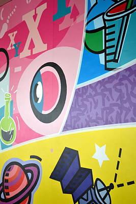 Fun Wall Art Print by Ku Azhar Ku Saud