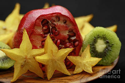 Fun With Fruit Art Print by Inspired Nature Photography Fine Art Photography