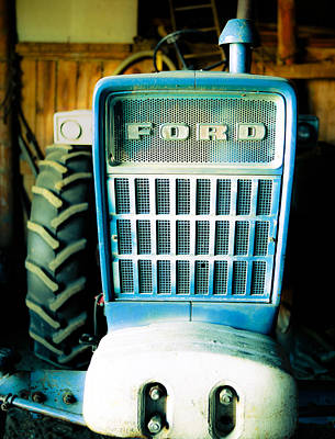 Photograph - Fundamentally Ford by Marilyn Hunt