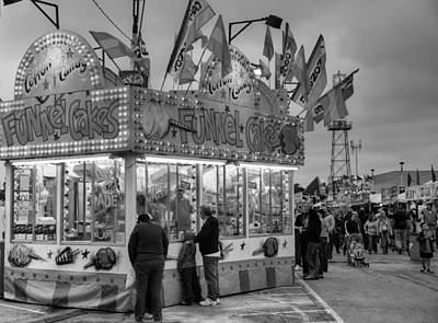 Science Collection - Funnel Cakes by Ricky Barnard