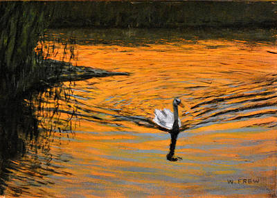 Painting - Furnace Brook Resident by William Frew