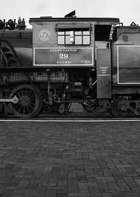 Photograph - G C R 29 by Joe Kozlowski