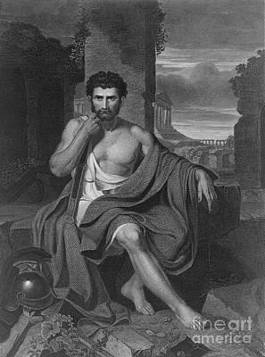 Marius Photograph - Gaius Marius, Roman General by Photo Researchers