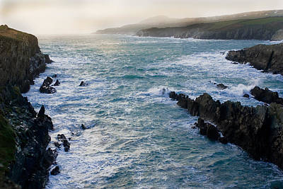 Photograph - Gale Force by E j Carr