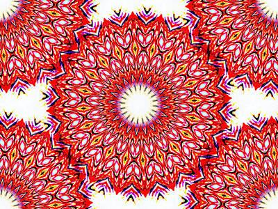 Ganika No.1 Art Print by Danny Lally