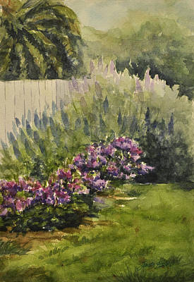 Painting - Garden Splendor by Sandy Fisher