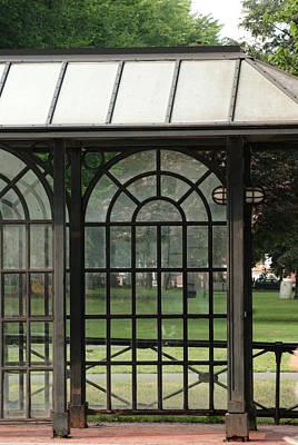 Photograph - Garden Windows by Margie Avellino