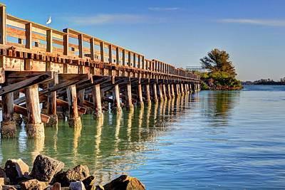 Photograph - Gasparilla Island by Sean Allen