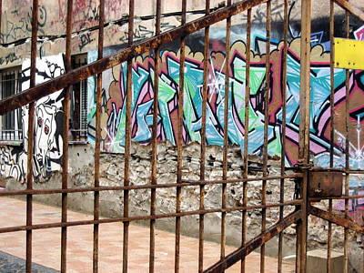 Photograph - Gate by Andrea Linquanti