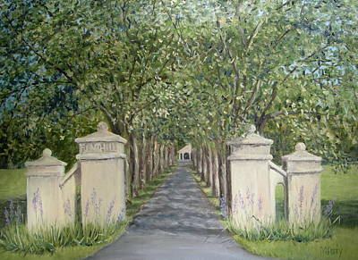 Gateway To Fonthill Art Print