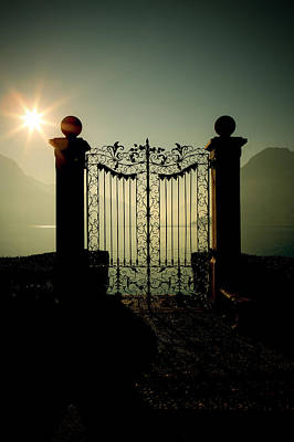 Gateway To The Lake Art Print by Joana Kruse
