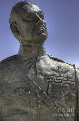Photograph - General Billy Mitchell by David Bearden