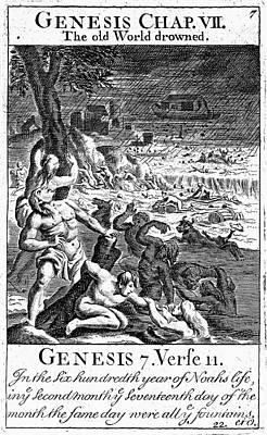 Genesis: Noahs Ark Art Print