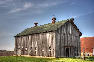 Photograph - Genoa Farm by David Bearden
