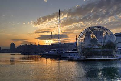 Genoa Photograph - Genoa by Joana Kruse