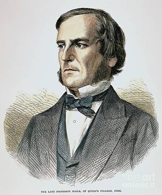 George Boole (1815-1864) Art Print by Granger