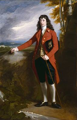 George Boone Roupell Print by John Singleton Copley