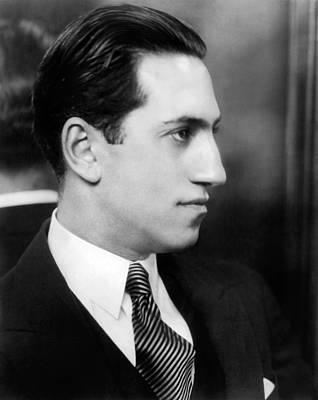 George Gershwin, Circa 1927 Art Print by Everett