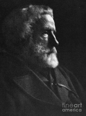 Pictorialism Photograph - George Meredith by Granger