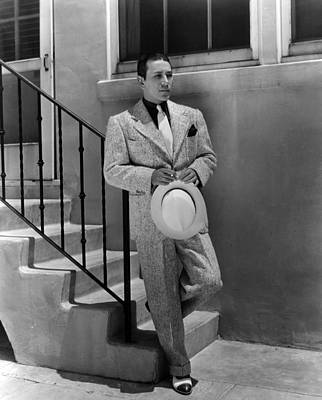 George Raft, Paramount Pictures, 1930s Art Print