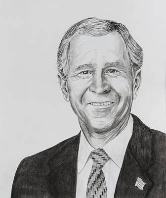 George W. Bush Original by Daniel Young