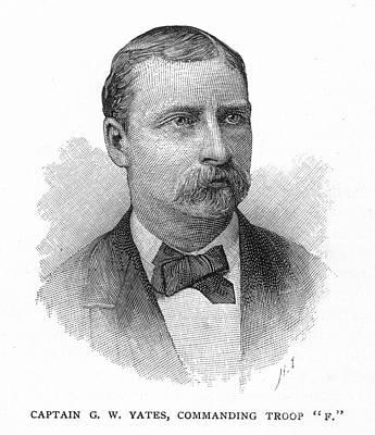 George W. Yates (d.1876) Art Print by Granger