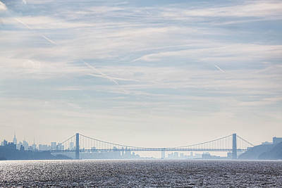 Politicians Royalty-Free and Rights-Managed Images - George Washington  Bridge by June Marie Sobrito