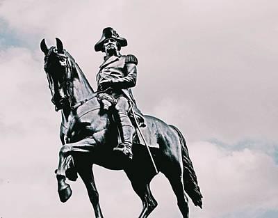 Photograph - George Washington by JAMART Photography