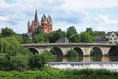Limburg Photograph - Germany, Limburg by Hiroshi Higuchi