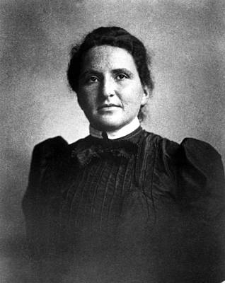 Stein Photograph - Gertrude Stein When This You See by Everett