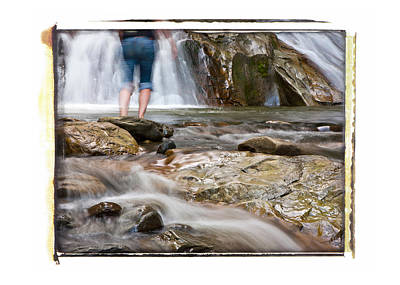 Photograph - Get Your Feet Wet by Lannie Boesiger