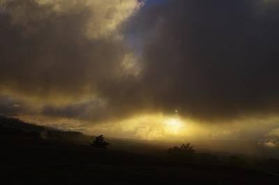 Photograph - Getting Dark 5 by Archangel Michael
