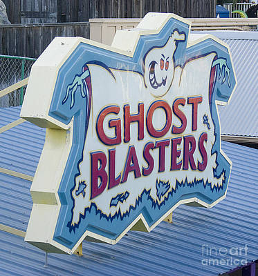 Photograph - Ghost Blasters by Jim And Emily Bush