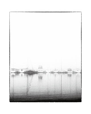 Photograph - Ghost Ships by Brian Carson
