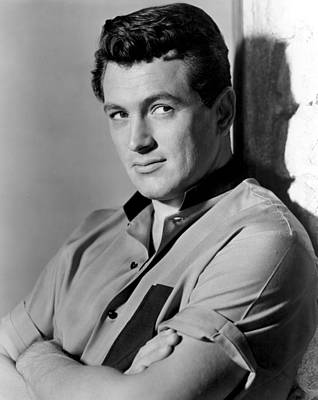 Giant, Rock Hudson, 1956 Art Print by Everett