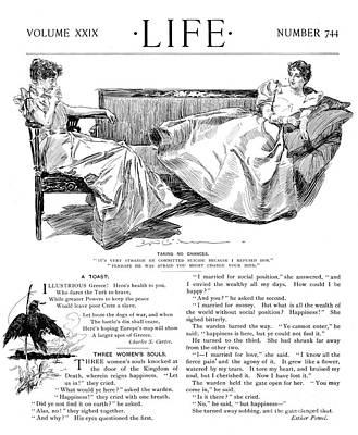 Photograph - Gibson: Women, 1897 by Granger