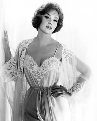 Sex Symbol Photograph - Gina Lollobrigida, 1961 by Everett
