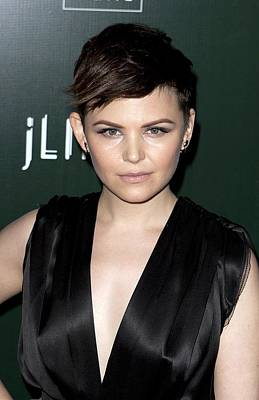 Ginnifer Goodwin At Arrivals For 13th Print by Everett