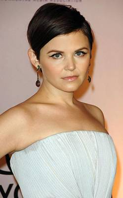 Ginnifer Goodwin At Arrivals For 2009 Print by Everett